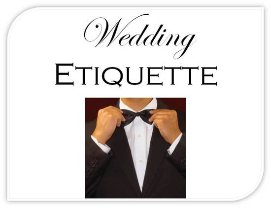 Wedding etiquette tips and advice from Emily Post