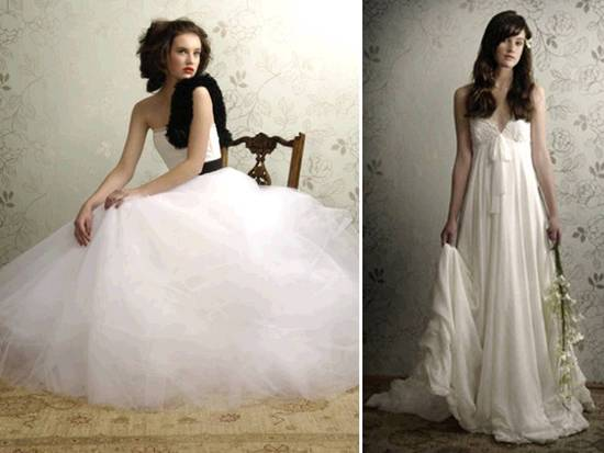 Ethereal tulle ball gown wedding dress with black bridal sash