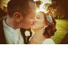 Real-irish-wedding-bride-groom-kiss-outside-venue-wedding-photography_0.square