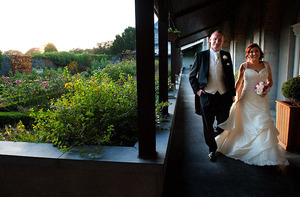 photo of Gorgeous Real Irish Wedding: Castle Venue, Vintage Bridal Style