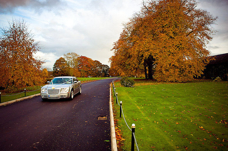 Real-irish-fall-wedding-wedding-limo-bride-groom-transportation.full
