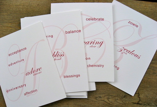photo of Love Letters Cards