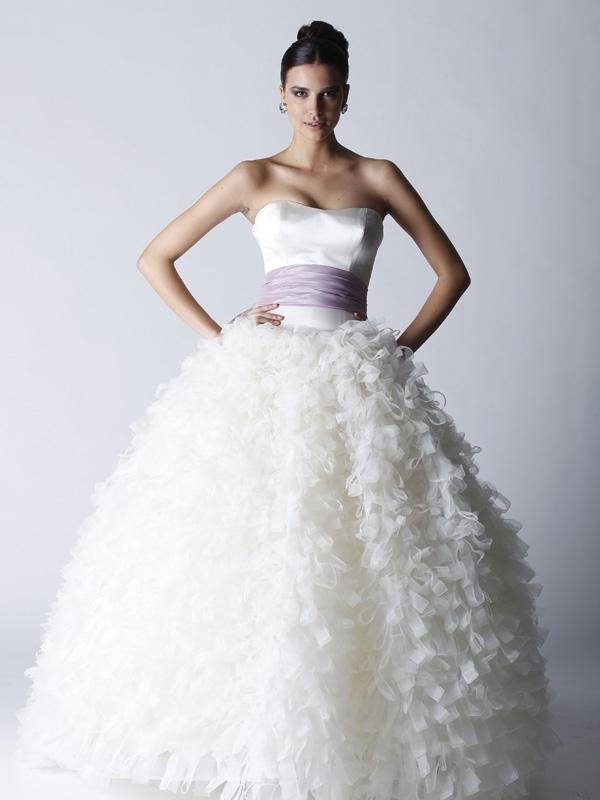 Black-swan-wedding-dress-full-ballgown-skirt-bridal-sash.full