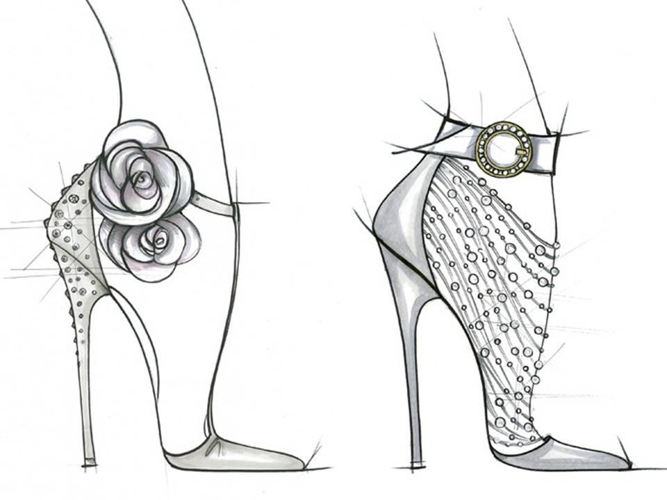 Ivanka Trump's sketches of Kate Middleton's wedding day