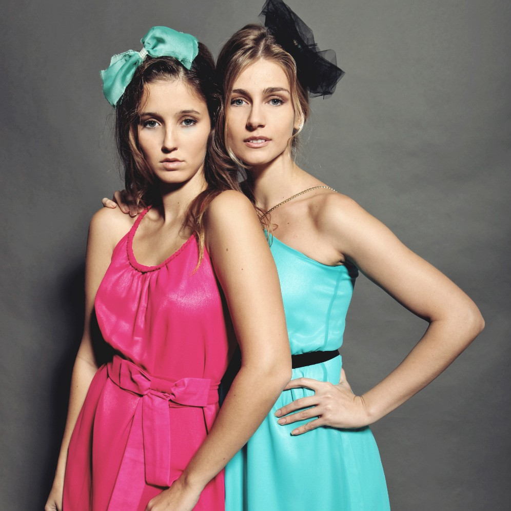 10-bridesmaids-dresses-2011-hot-pink-aqua-black-sash-bridesmaid-dress.original
