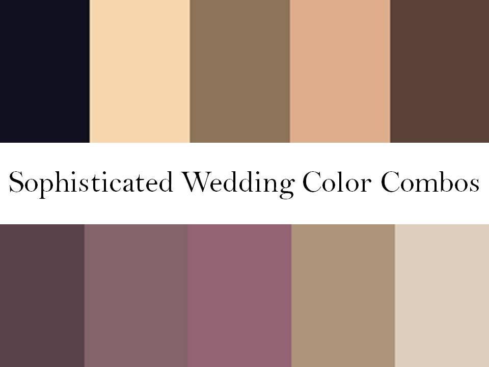 rich wedding color palettes blushes nudes warm browns plums. Black Bedroom Furniture Sets. Home Design Ideas
