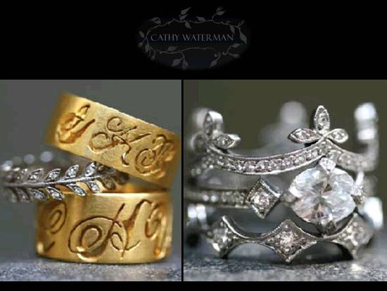 photo of Ring Envy: Drop Dead Gorgeous Engagement Rings and Wedding Bands
