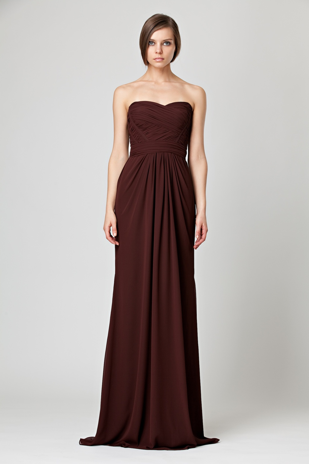 Maroon_floor_length_bridesmaids_dress_from_monique_lhuillier.full