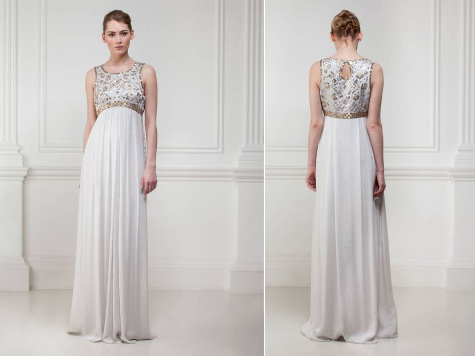 Empire-wedding-dress-geometric-beaded-gown-2011-column-back-2.full