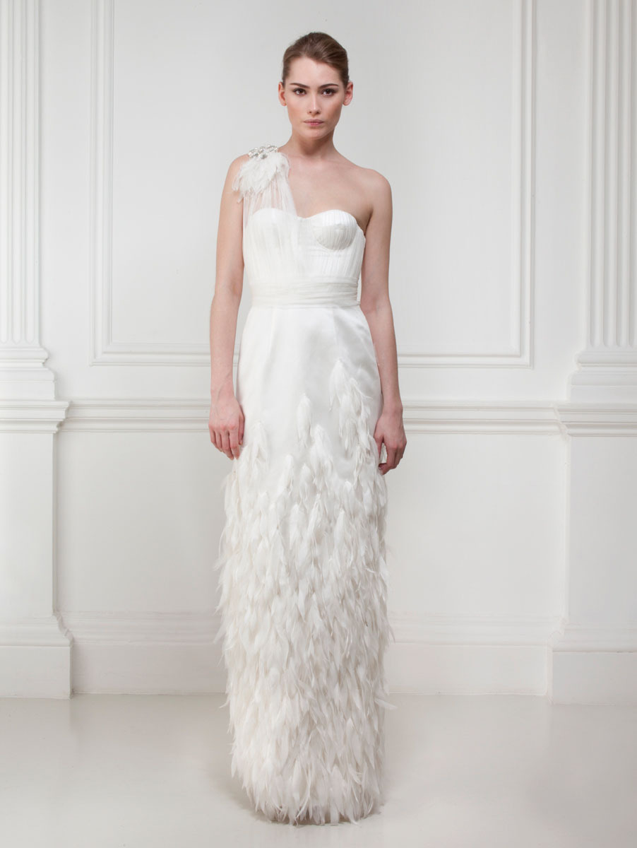2011-column-wedding-dress-matthew-williamson-one-shoulder-tulle-feathers.full