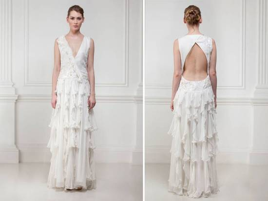 photo of Just-Unveiled 2011 Wedding Dresses by Matthew Williamson