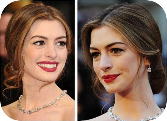 photo of Wedding Hairstyle Inspiration: Red Carpet Looks from the 2011 Oscars