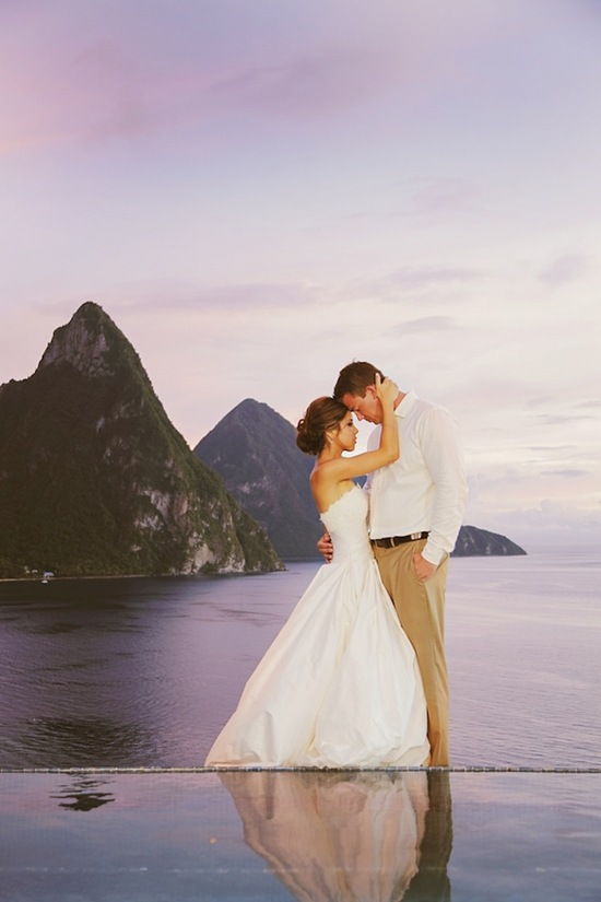photo of Destination Wedding: Romance and Revelry in St. Lucia