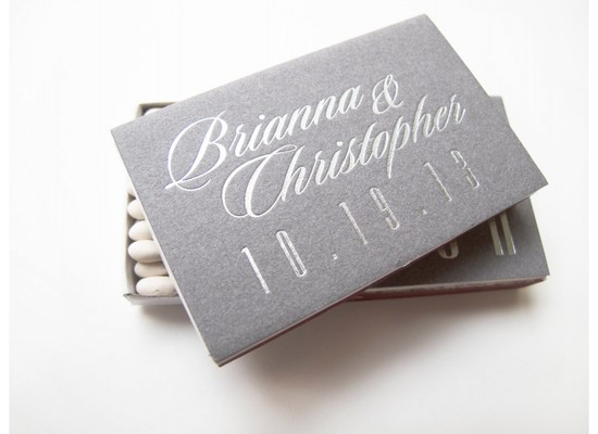 silver-back-matchbox-wedding-favor-the-perfect-match-tea-and-becky-invitations