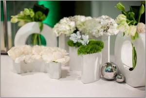 photo of 4 Wedding Flower Ideas for a Lush Green and White Ceremony