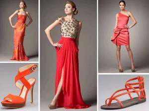 photo of Spring 2011 Fashion Trends: Coral, All-White, Bold and Boho