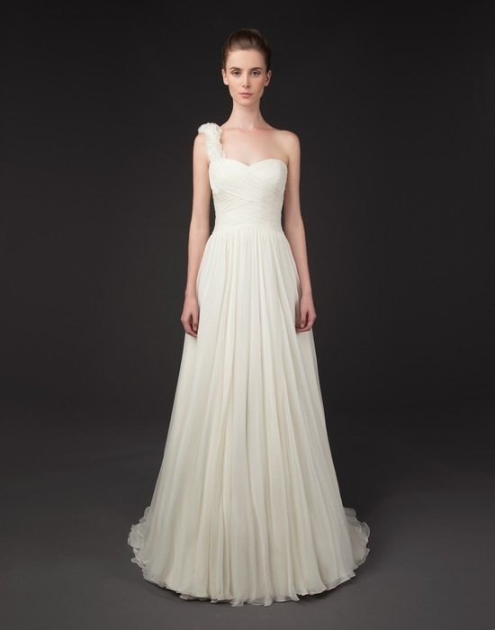 photo of Haley gown by Winnie Couture Blush Label 2014