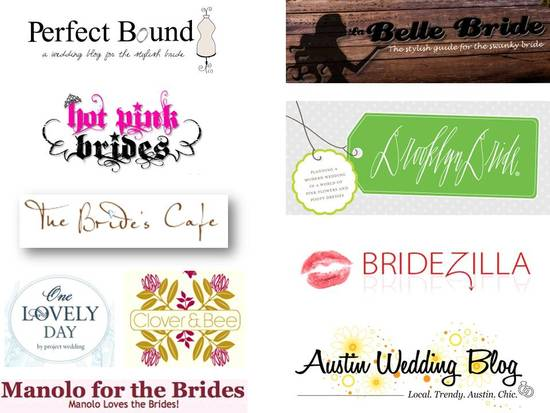 photo of Best Bridal Blog by an Industry Expert: Vote for Your Fave!