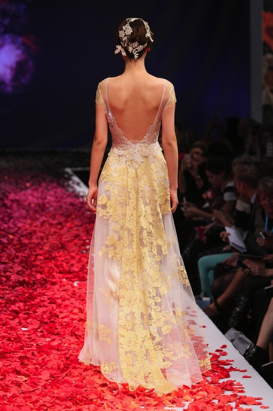 Amber by Claire Pettibone 2014