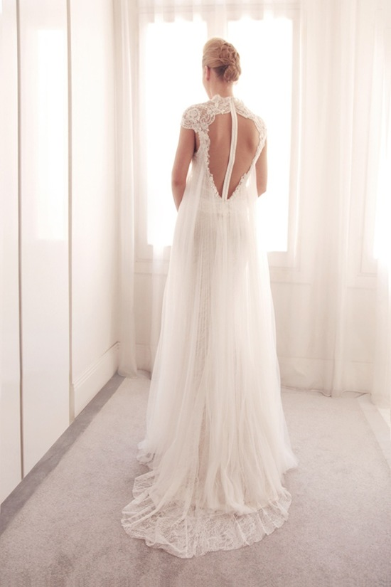 photo of Tulle wedding gown by Gemy Bridal