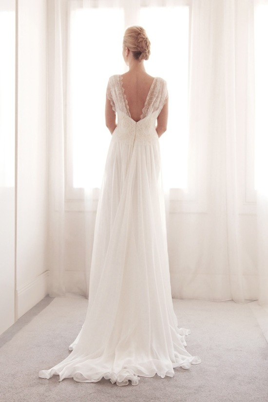 Wedding gown by Gemy Bridal