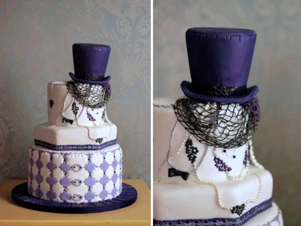 Alice in Wonderland Wedding Cake Ideas Wedding Cakes Mad Hatter Alice