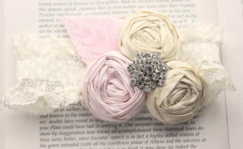Bridal-garter-custom-rosettes-handmade-lace.full
