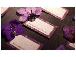 photo of Add Glamour to Your Wedding with Orchid Blossoms
