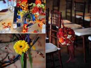 photo of Traditional Autumn Wedding in North Carolina