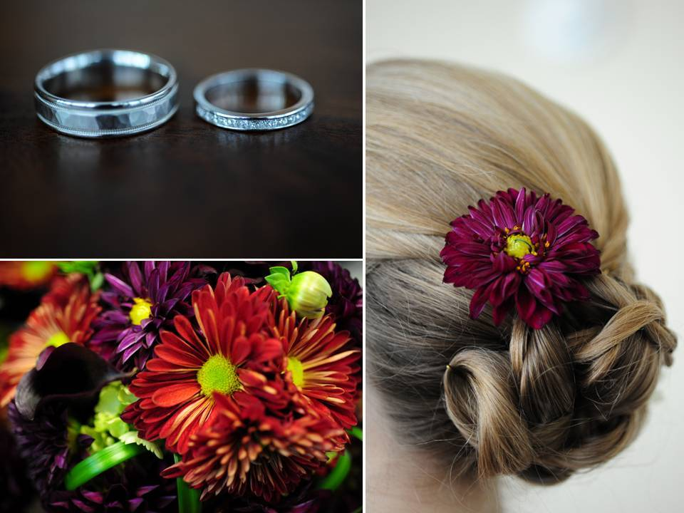 Colorful-fall-wedding-flowers-platinum-wedding-bands-wedding-hairstyle.full