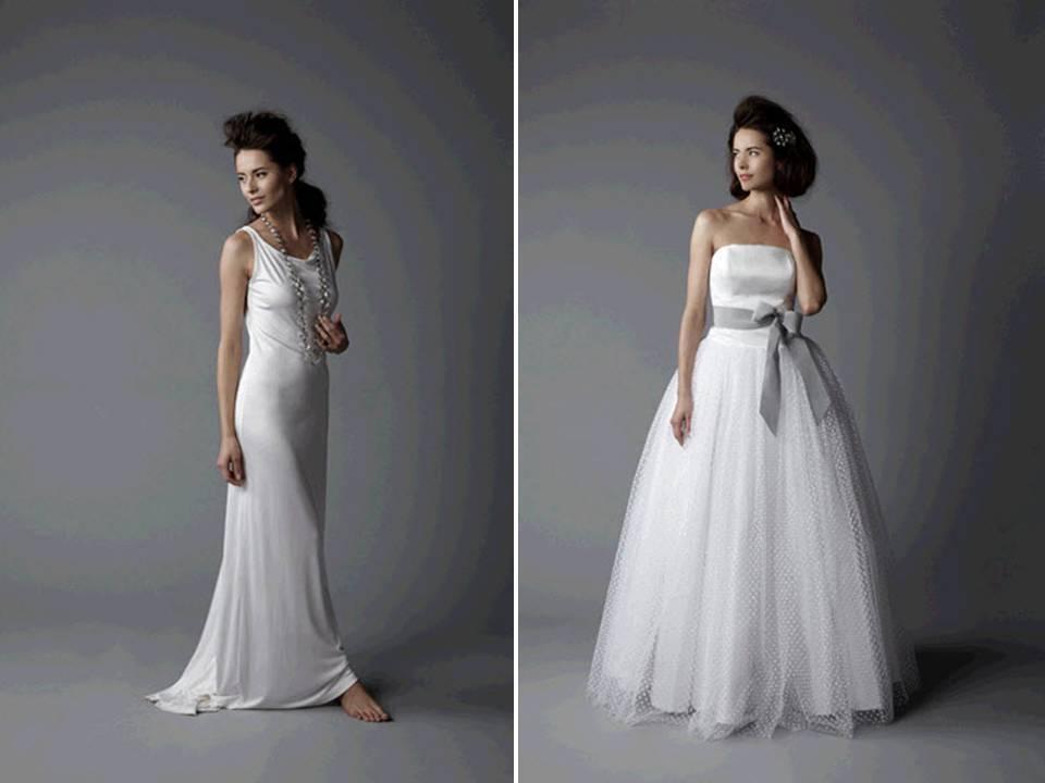Sleek-white-column-wedding-dress-halter-classic-a-line-strapless-gown-with-tulleskirt.full