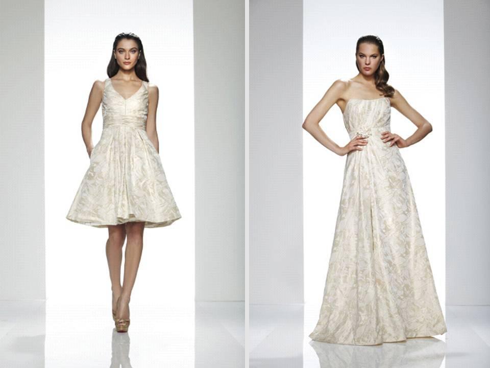 rich full a-line wedding dress with bridal sash