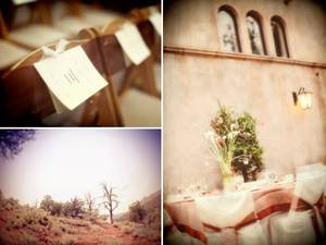 photo of Romantic Outdoor Wedding in Sedona, Arizona