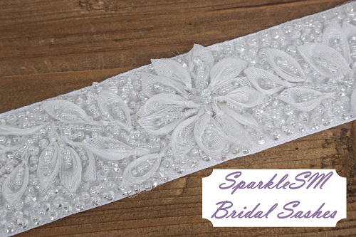 Bridal Sash, Wedding Sash, Bridal Belt, Crystal Sash, Rhinestone Sash, Jeweled Belt, Bridal Belt, Wedding Gown Belt Bridal Belt - Whitney