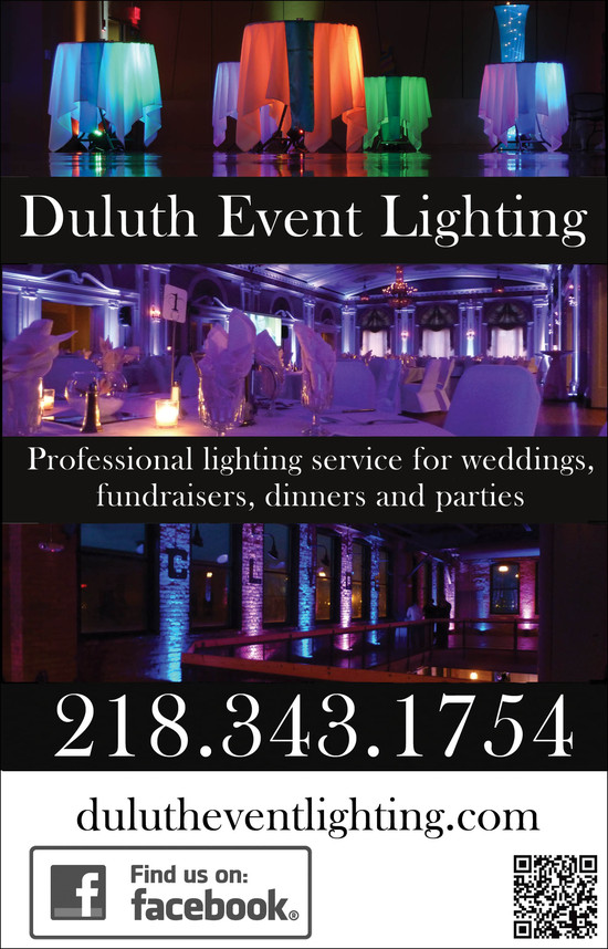 photo of Duluth Event Lighting