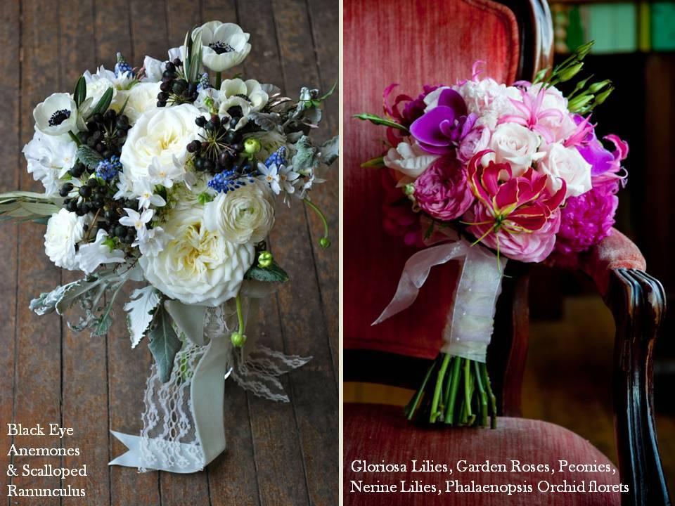White-black-bridal-bouquet-anemones-ranunculus-lilies-garden-roses-wedding-flowers-fleur.full