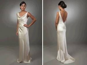 photo of Elegant Wedding Dresses with Eye-Catching Embellishments