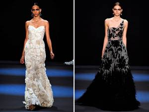 photo of New York Fashion Week Fall 2011 Recap: Get Inspired, Brides!