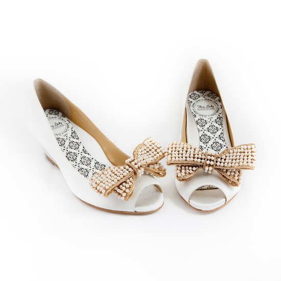 photo of Bridal Shoe Beauties