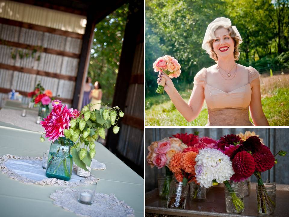 Colorful-wedding-flowers-diy-outdoor-wedding-centerpieces-bridal-bouquet.full
