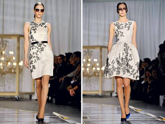 Jason Wu Fall 2011 RTW rehearsal dinner dresses or frocks perfect for you wedding reception