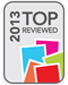 top reviewed wedding officiant award 2013