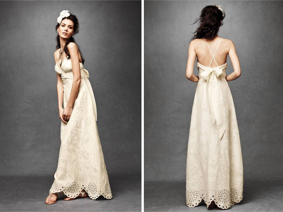 Ivory Lace Bridesmaid Dresses Online