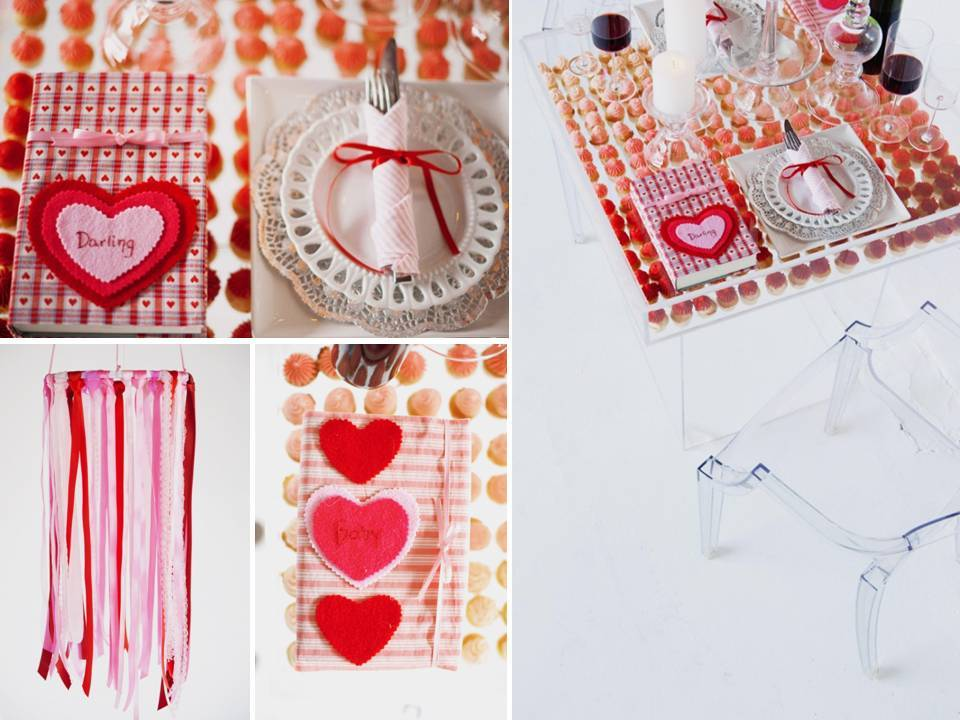 Homespun goodness/DIY wedding inspiration for Valentine's Day