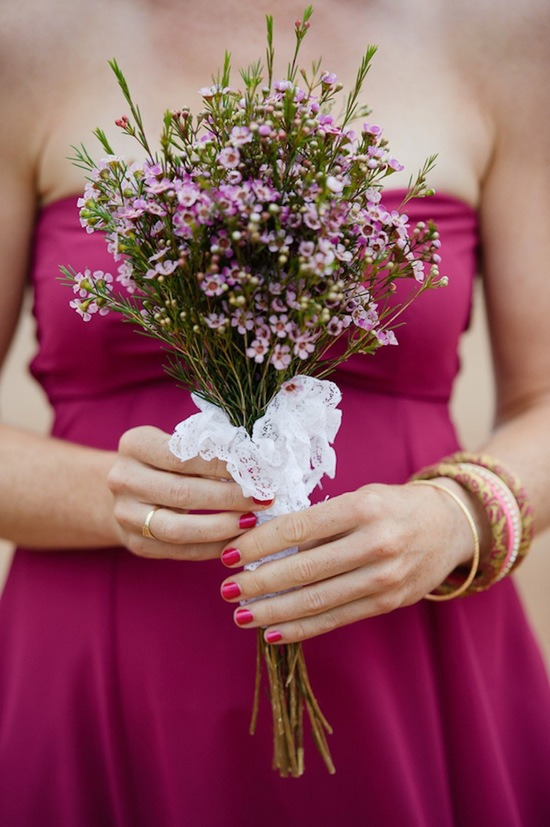 photo of Pretty in Pink: Country Style