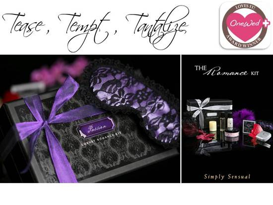photo of Weekly Wedding Giveaway Winner: Romance Kit for Valentine's Day