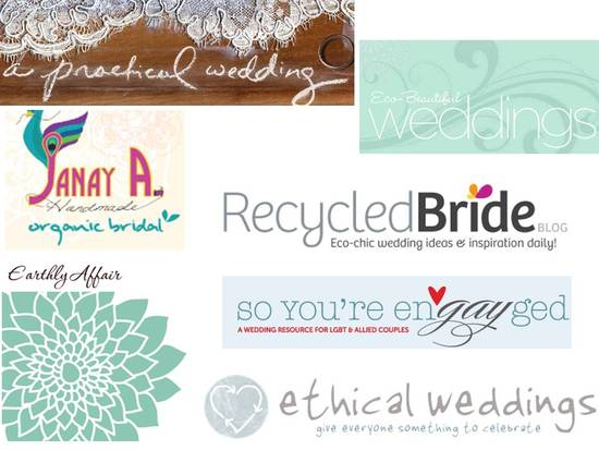 photo of Eco-Friendly, LGBT, Vote for the Best Bridal Blog for a Cause!