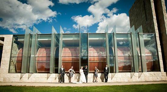 Bigelow Chapel Wedding