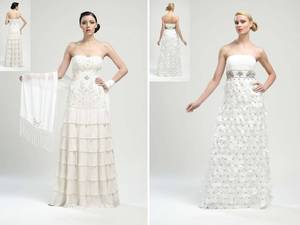 photo of Wedding Dresses and Cocktail Frocks for Vintage Brides by Sue Wong