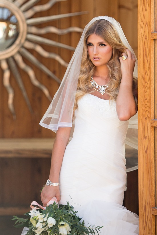 Mountain cabin bride beauty